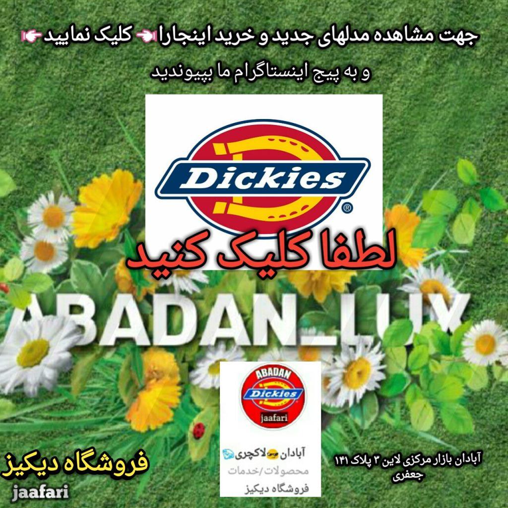 نمایندگی محصولات دیکیز _پست تبریز